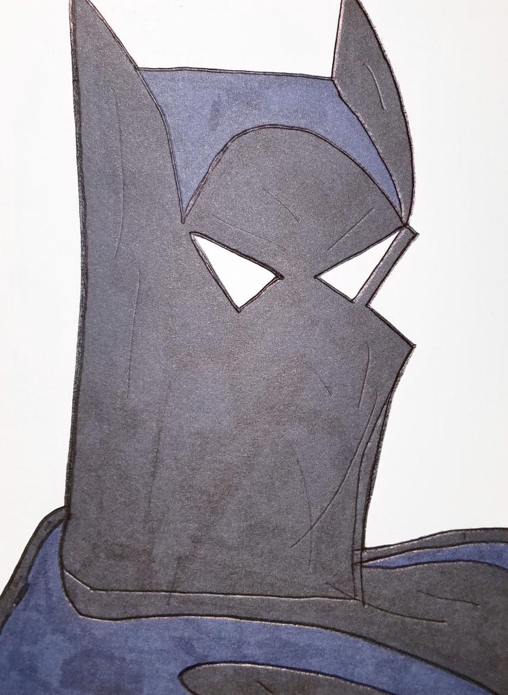 Batman by armattock
